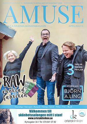 Amuse Arvika & Årjäng April/Maj 2016