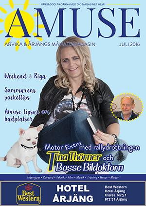 Amuse Arvika & Årjäng Juli 2016