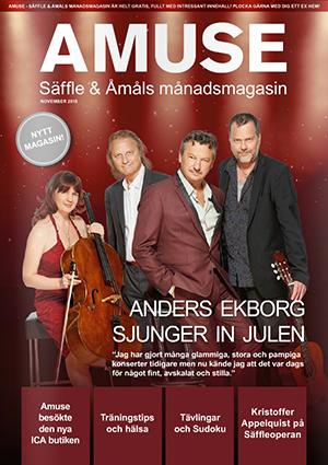 Amuse Säffle & Åmål November 2015