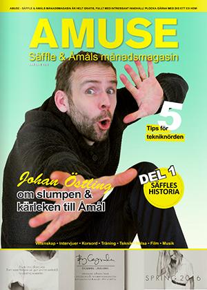 Amuse Säffle & Åmål Januari 2016