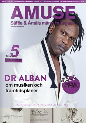 Amuse Säffle & Åmål Februari/Mars 2016