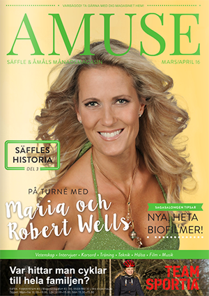Amuse Säffle & Åmål Mars/April 2016