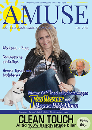 Amuse Säffle & Åmål Juli 2016
