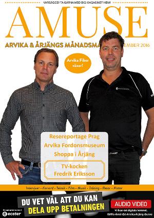 Arvika & Årjäng September 2016