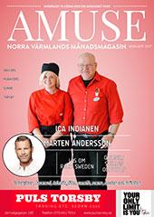 Amuse Norra Värmland Januari 2017