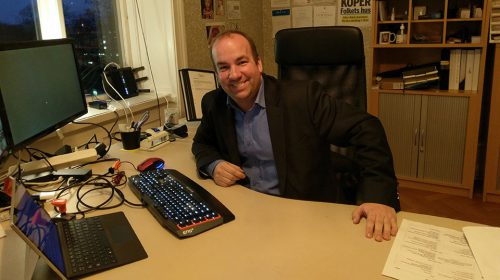 Entreprenören Patrik Ekman