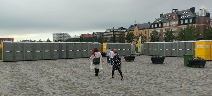 Nordic Toilet