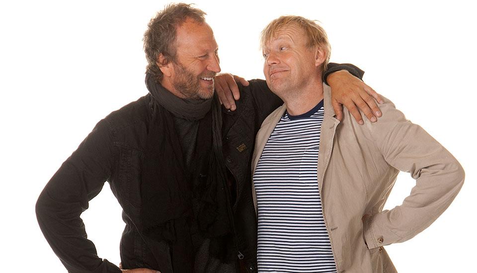 Anders Jacobsson & Sören Olsson